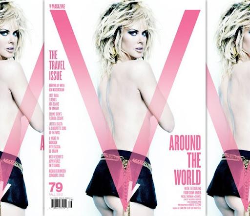 Nicole Kidman bum