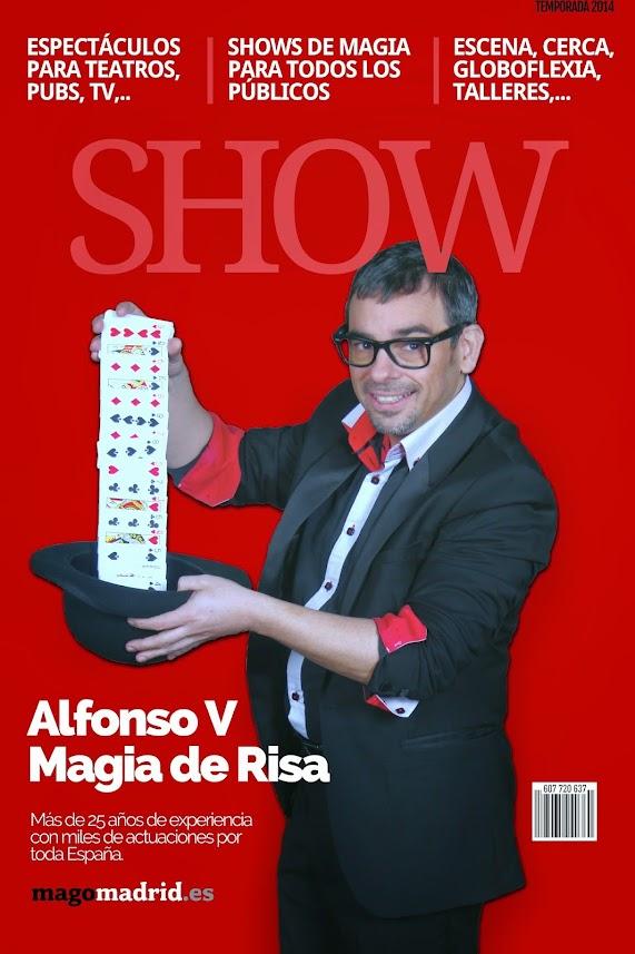 portada Alfonso V mago madrid