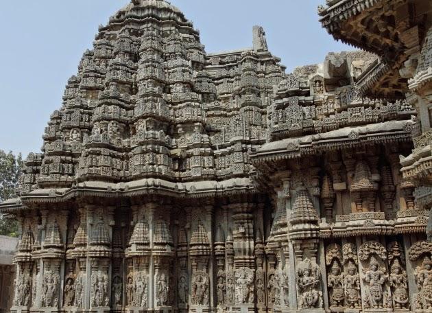 Somnathpur Keshava Temple - Sculpted Magic