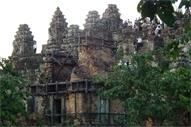 Phnom Bakheng, Siem Reap