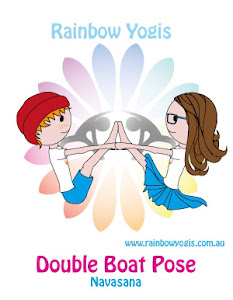 winter warmers 1  double boat pose  rainbow pammy yoga