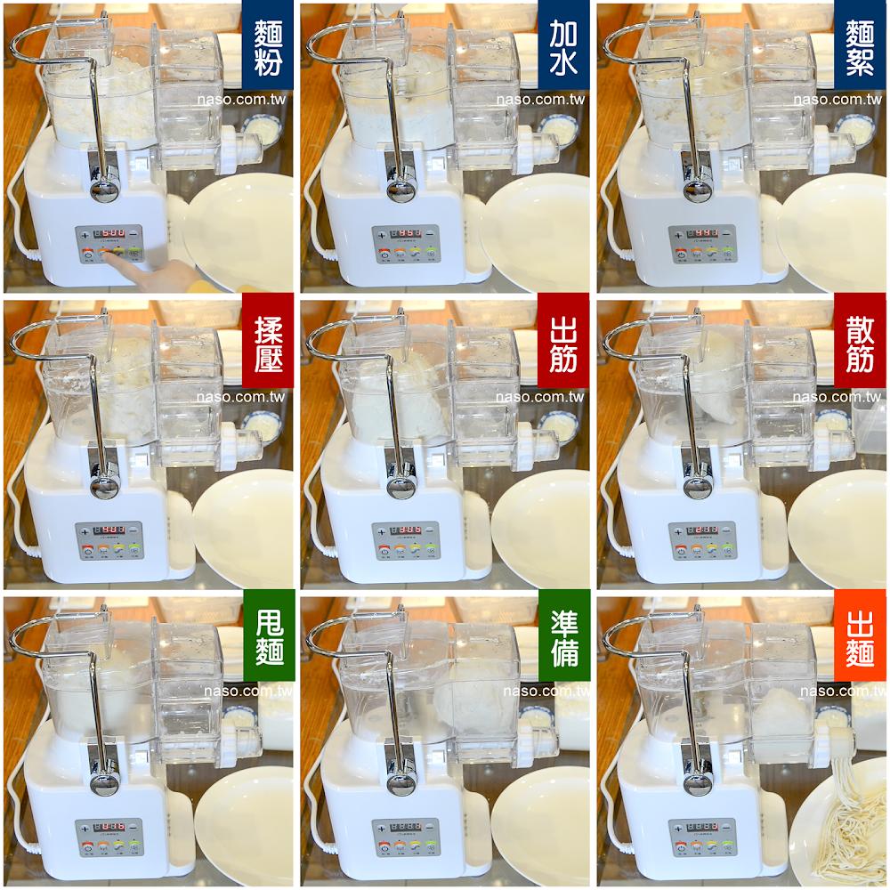 小太陽多功能製麵條機