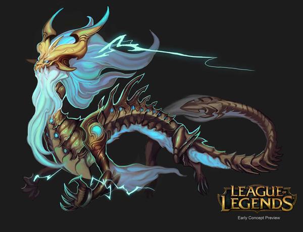 LMHT: Riot Games hé lộ về tướng mới Ao Shin 1