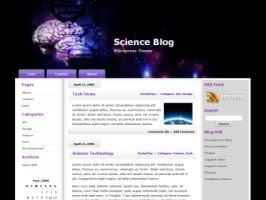 Science blog
