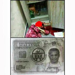 Terkini! Gambar dan laporan polis kes pengawal keselamatan tembak mati pegawai bank!