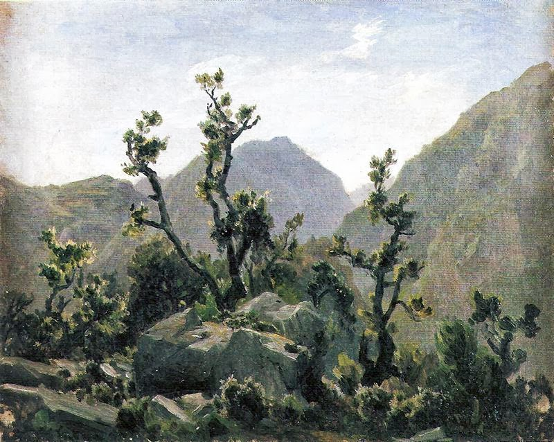 Carlos de Haes - Montaña