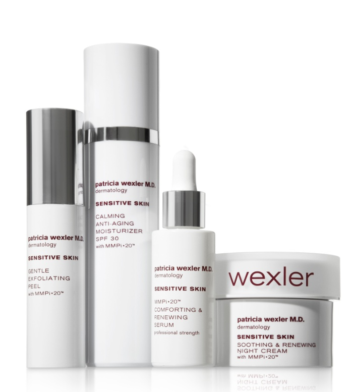 Patricia wexler md facial products