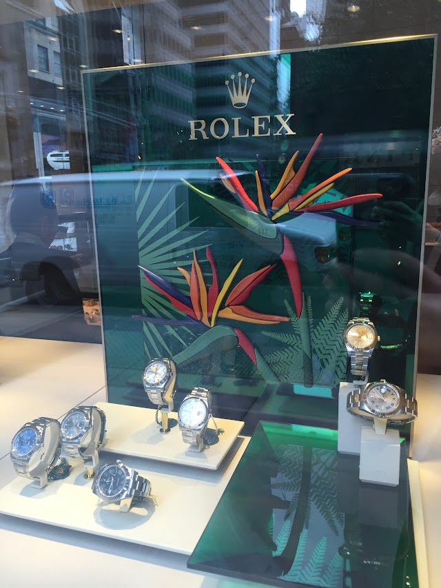 Rolex Boutique Wempe