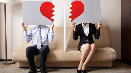 Thơ vợ chồng chia tay, thơ tâm sự buồn vì đổ vỡ trong hôn nhân