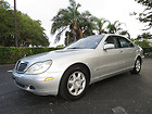 Nice, LOW MILEAGE 2001 S500 with CD Changer, Heated Seats, 1 Owner Florida Car