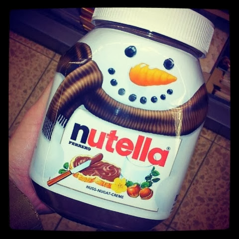 Christmas is coming i love fashion for Nutella weihnachten