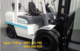 Unicarriers LPG forklift 3.5 - 5.0 tons