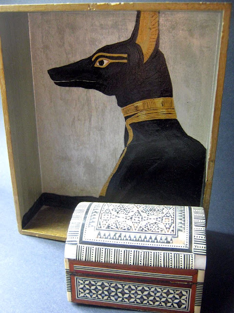 Egyptian Decorative Boxes