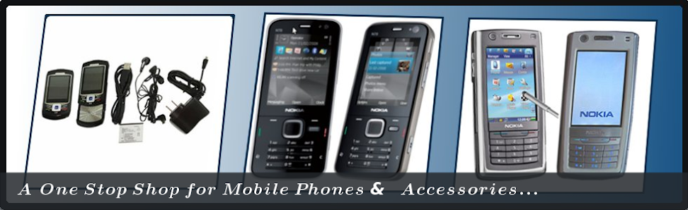 Mobile phones & accessories shop