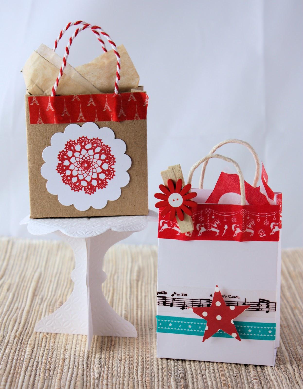 Mini Gift Bag A Spoonful Of Sugar