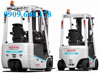 Xe nâng điện Unicarriers Japan