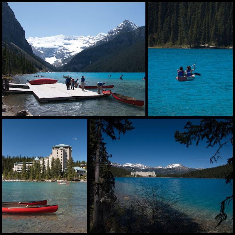 Banf Nationalpark: Lake Louise