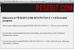 Download PESEdit.com 2013 Patch 2.1.1 Terbaru (Fixed Kit)