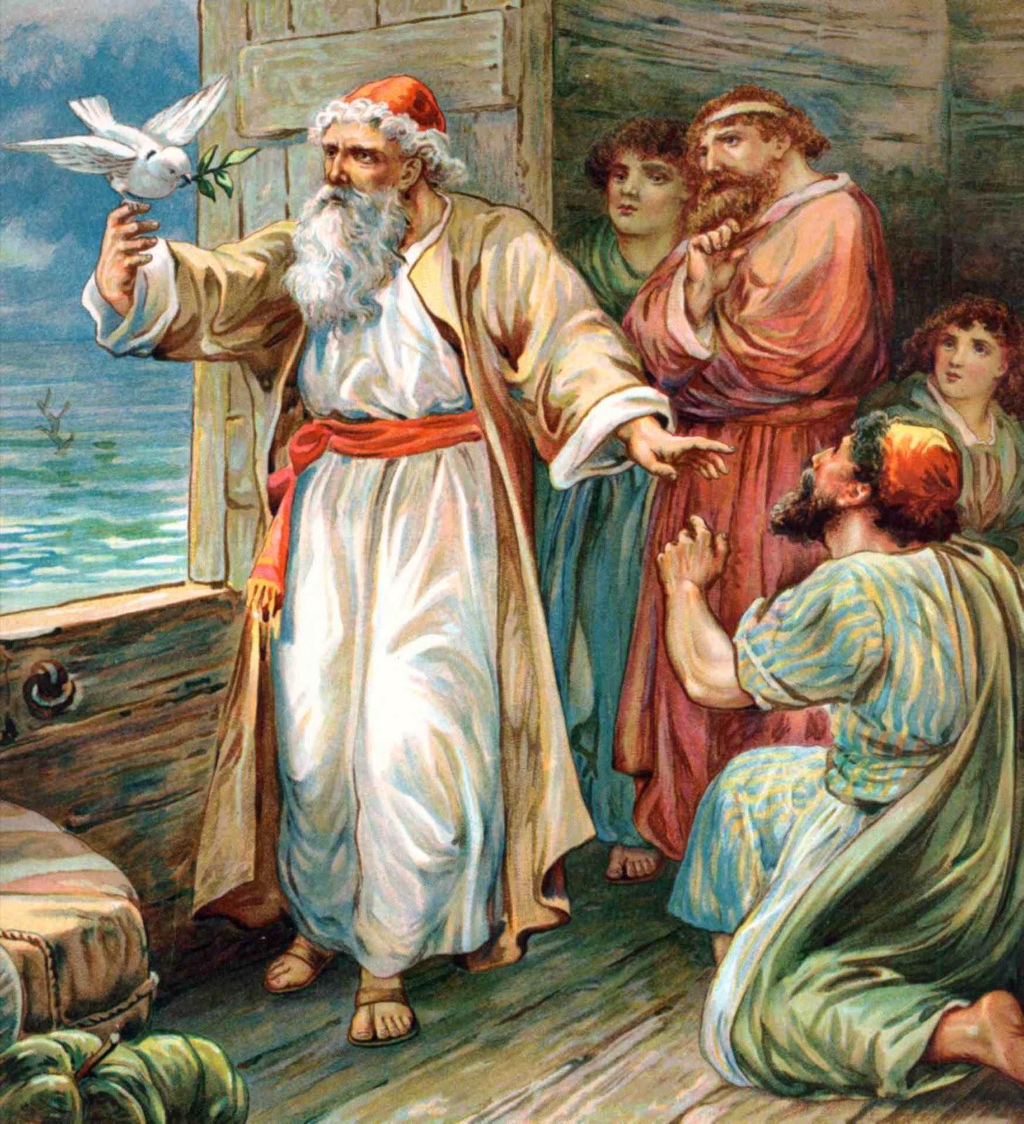 Bible Stories Noah | Bible Vector - 10 Full Versions of ...