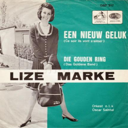 Lize Marke Esta Noche No Je Bent Zo Ver van Mij