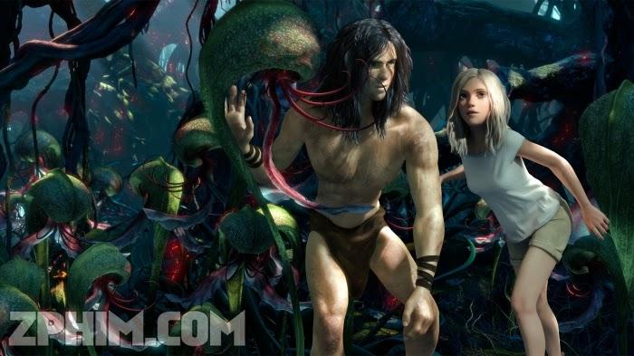 Ảnh trong phim Cậu Bé Rừng Xanh - Tarzan 1