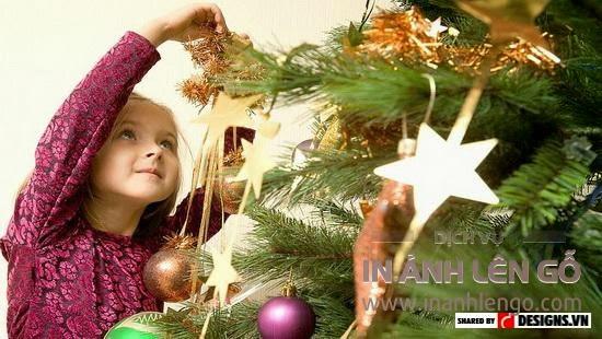 quà tặng ảnh gỗ, giáng sinh 2013, ảnh đẹp, rửa ảnh đẹp, chụp ảnh đẹp giáng sinh