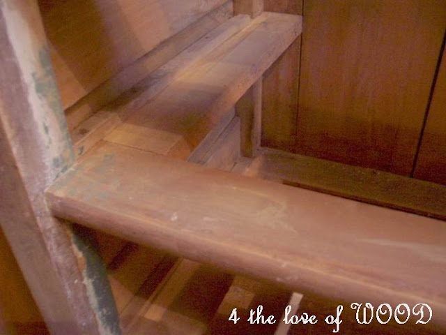 how to add drawer stops to old dresser 2