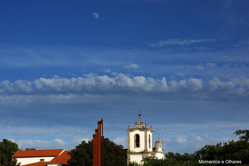 a lua em Castanheira de Pêra