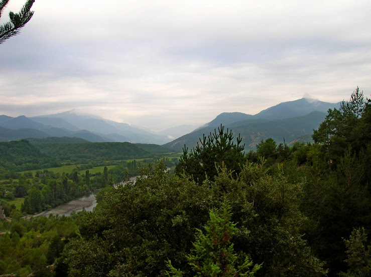 Un paseo por las nubes de Los Pirineos.. Los%2BPirineos%2B2014%2B126