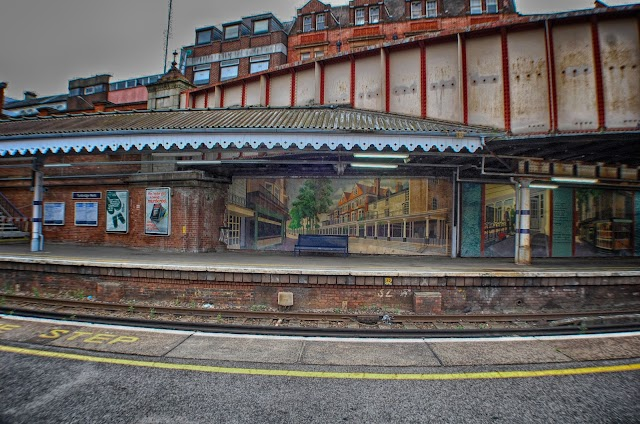 Tunbridge Wells Station Car Park