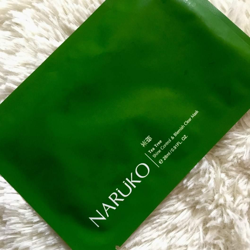 Mặt nạ tràm trà Naruko