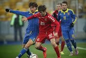 Футбол. Товарищеский матч. Украина - Литва - 0:0