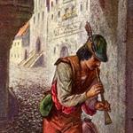 Der Rattenfänger von Hameln - O.Herrfurth