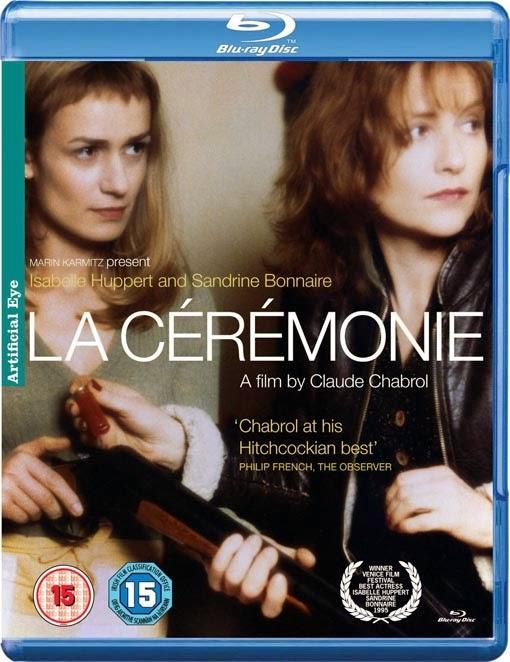 La ceremonia (La c�r�monie) [1995][Drama. Thriller][m1080p][BDRip x264][Dual][Fre.Esp][Ac3-2.0][Subs]