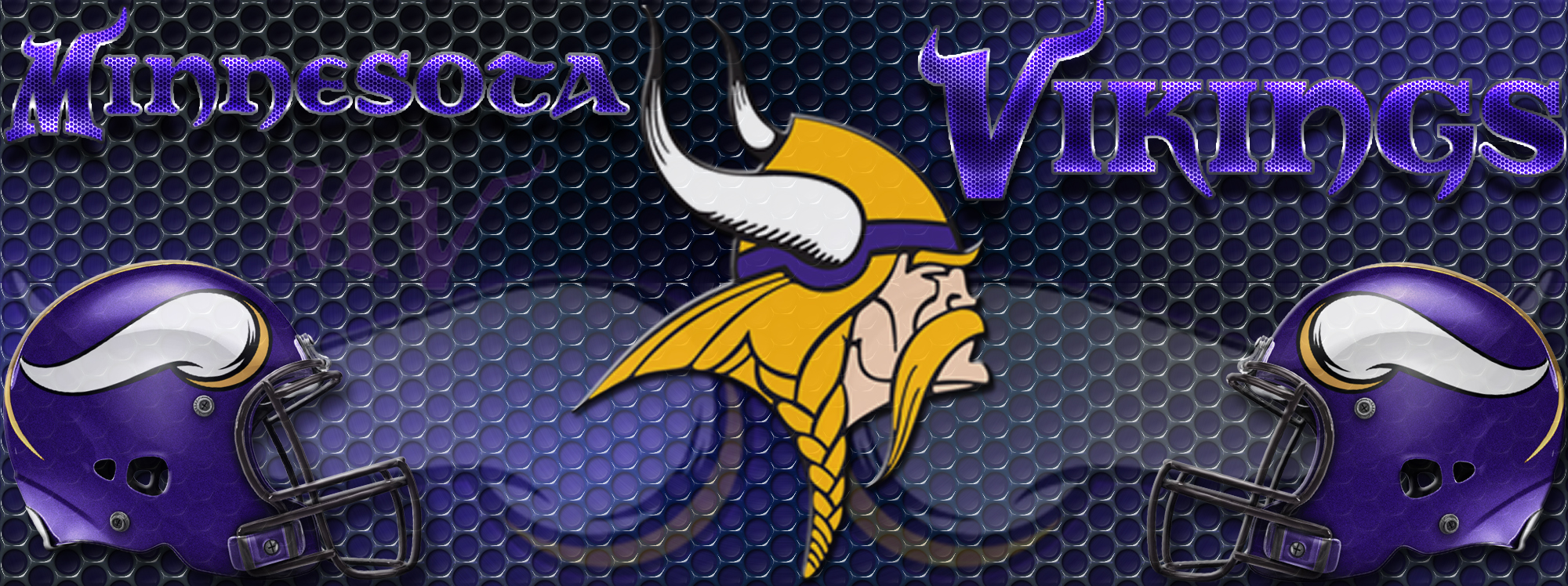 Wallpapers By Wicked Shadows: Minnesota Vikings Heavy