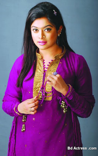 Bangladeshi Actress Sahara