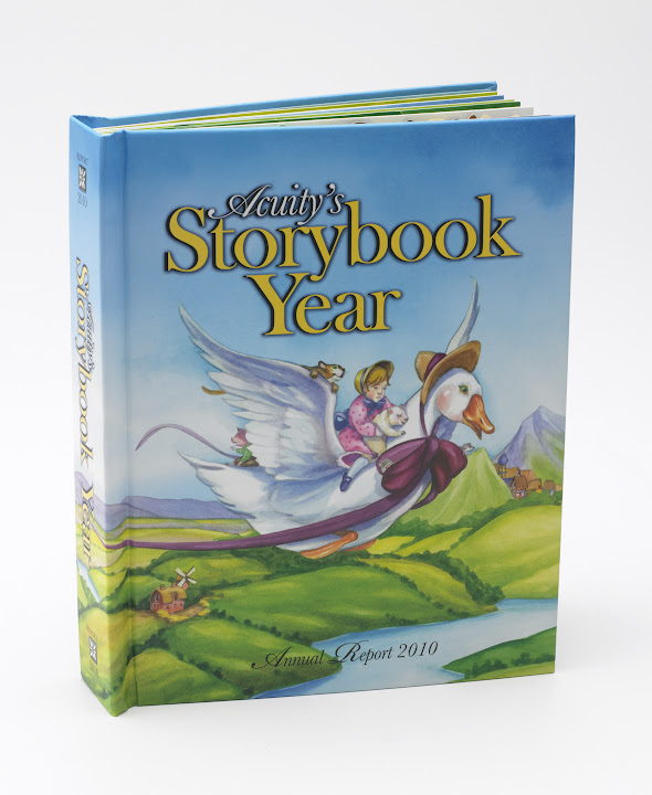 Acuity's Storybook Year