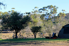 Warmwaterberg camp