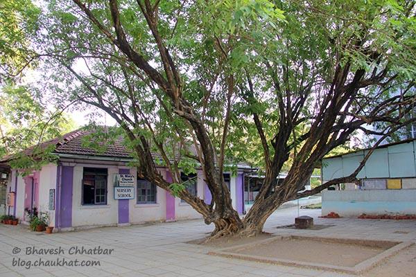 Nursery school of St. Mary's Church, Pune