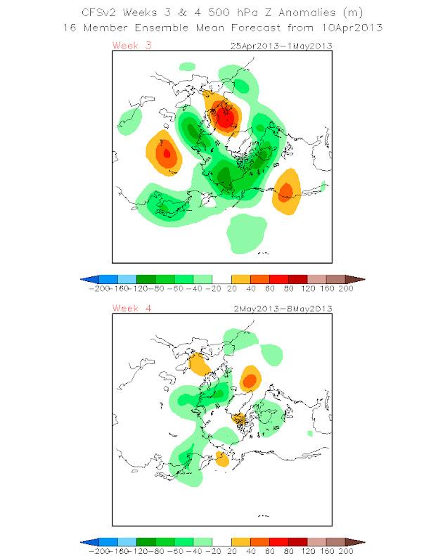 Previsión del tiempo (meteorológica) para Puente 1 de mayo 2013 España