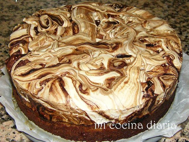 Tarta de albaricoques Carrara (Абрикосовый торт Каррара)
