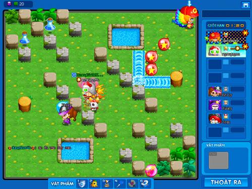 VNG đưa thiết kế của game thủ vào Boom Online 2