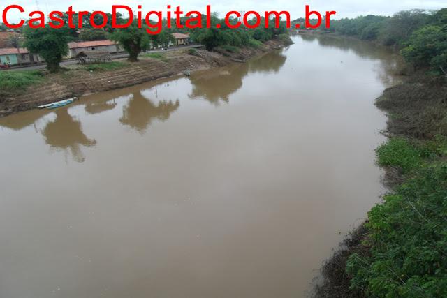 Rio Mearim em Bacabal