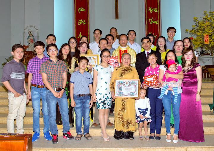 Thánh lễ kính nhớ ông bà tổ tiên tại Giáo xứ Hòa Nghĩa
