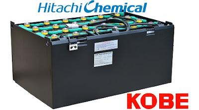 Bình acquy xe nâng Hitachi 0909648178