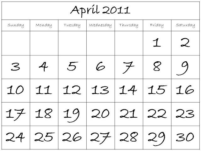 2011 march calendar template. march calendar 2011 template.