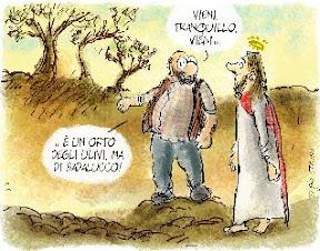 Gli amici del Bistrot dell'ulivo e l'agricoltura in valle