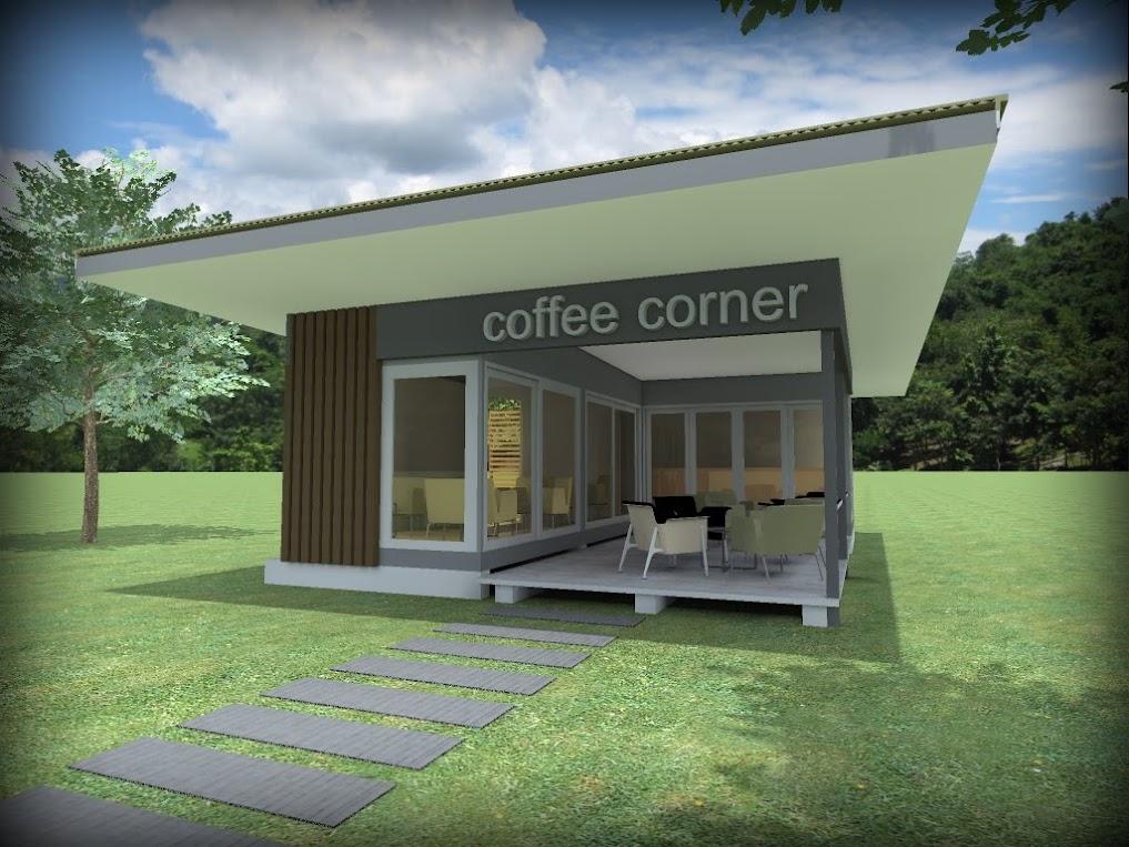 แบบร้านกาแฟ 02
