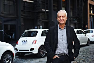 Fiat 500 Designer - Roberto Giolito
