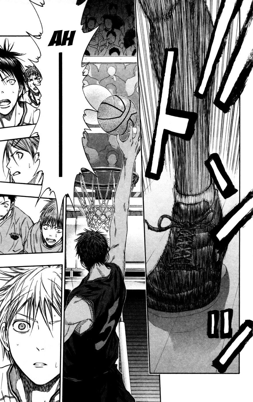 Kuroko no Basket Manga Chapter 115 - Image 12